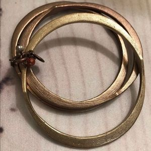 🔥⚡️BOGO SALE⚡️🔥 Sigrid Olsen 3 Metal Bracelets
